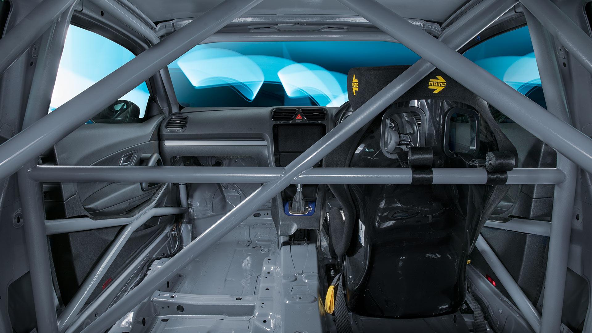 Motorsport Fabrication Rollcage